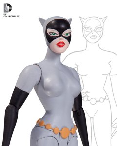 DC Collectibles Catwoman Action Figure Review!