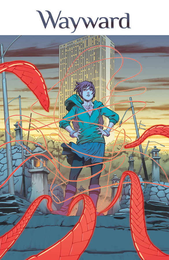 Wayward #4 - More Mysteries! And A Twist!