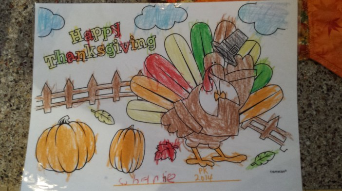 Happy Thanksgiving from What'cha Reading!