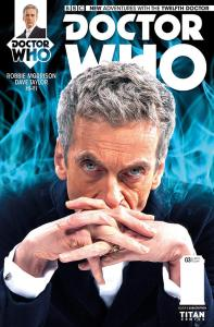 All I Want For Christmas is the Twelfth Doctor...#3, That Is