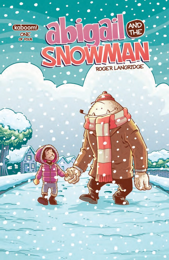 Abigail and the Snowman is all-ages fun!