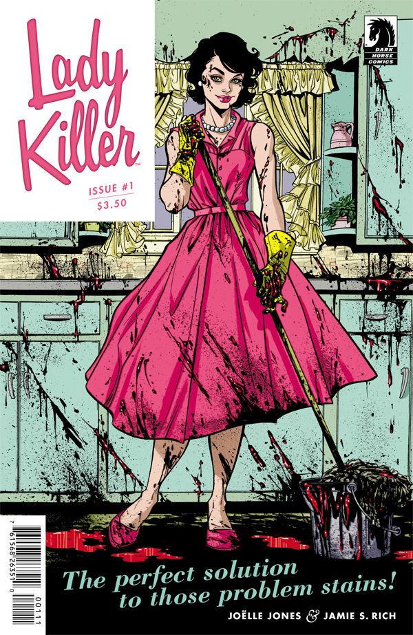 Lady Killer #1 - Dark & Funny!