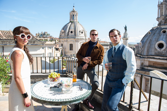 'The Man From U.N.C.L.E.' Pic Released!