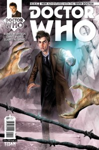The Tenth Doctor #7 - Have You Blinked Yet?