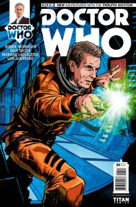 Preview Doctor Who: The Twelfth Doctor #4! On Sale 01/21!