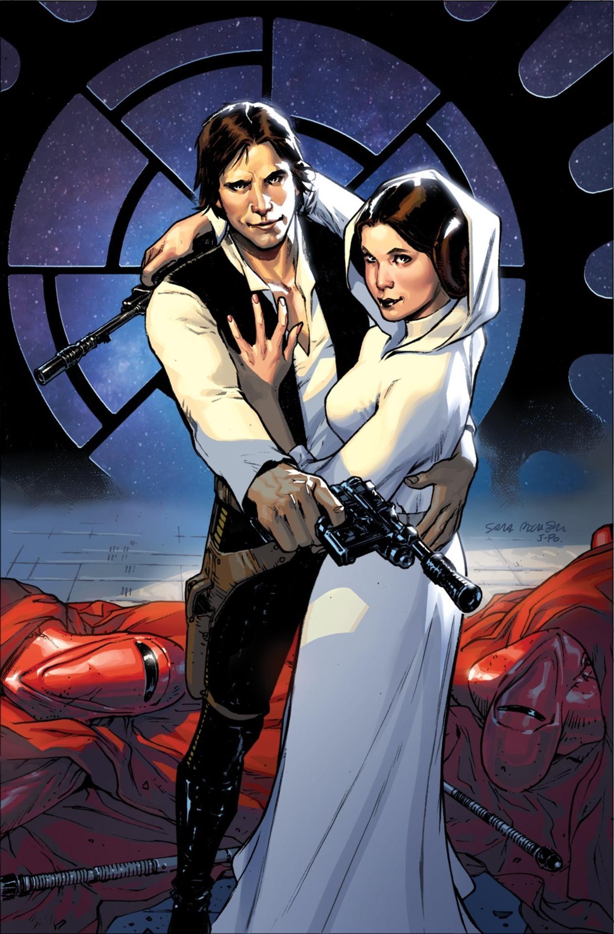 Threat Level: WEDNESDAY! - Star Wars #1: Aaron & Cassady ...