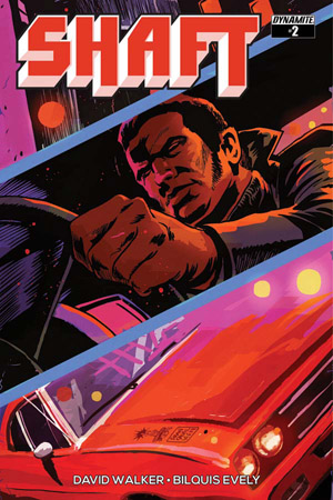 Shaft #2 - Further Explores A Fascinating Character, Without the Stereotypes