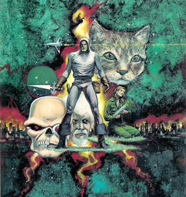 Jim Starlin's Dreadstar Movie - Hunnam perfect casting for S.O.A in space!!