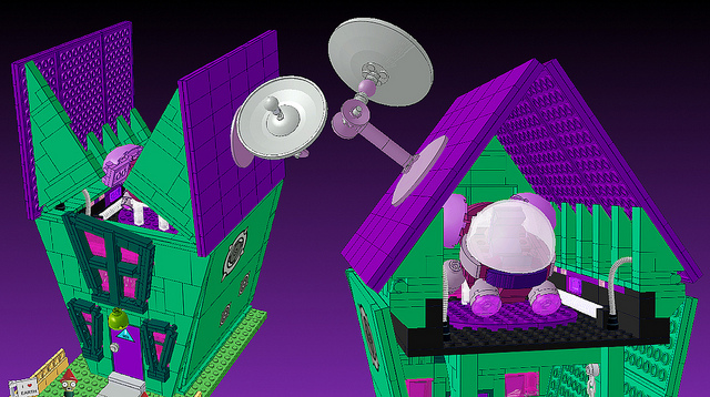 More Invader Zim News? Could An Invader Zim Lego Set Be In