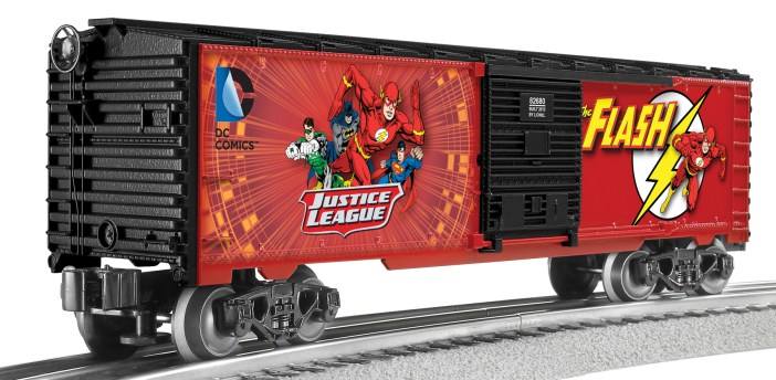 Flash Boxcar TO BE RELEASED