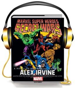 GraphicAudio® releases Marvel Super Heroes Secret Wars!
