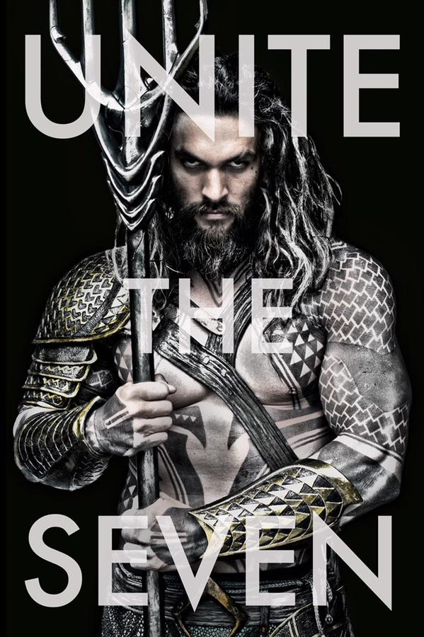Unite The Seven - 1st Look at Aquaman!