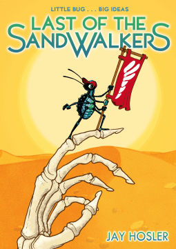 Last of the Sandwalkers - A Voyage of Discovery