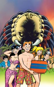 Archie vs Predator - The Most Dangerous Game Come To Riverdale!