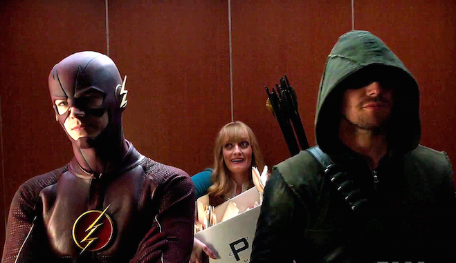 """Recap/Review: This week on """"The Flash"""" & """"Arrow"""""""