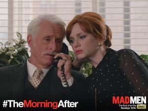 "Mad Men Recap/Review: ""Time & Life"""