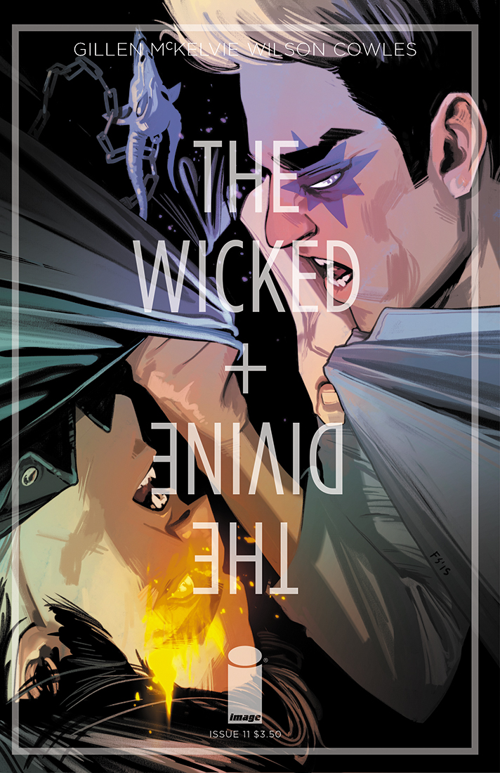 Fiona Staples Variant Cover Coming For The Wicked Amp The