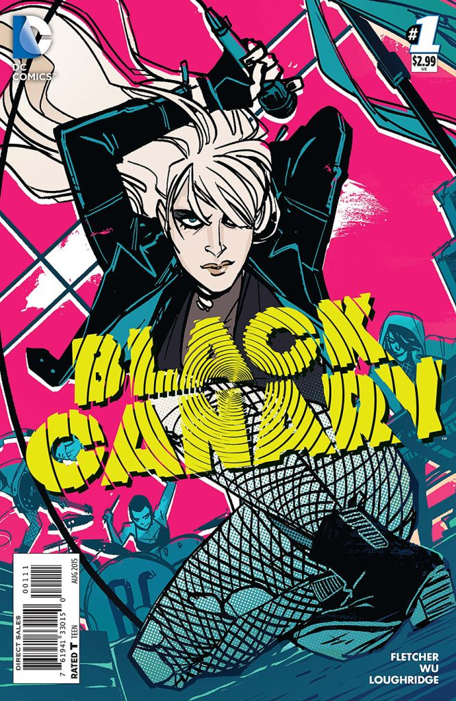 Black Canary issue 1 review - This issue is 'Rock God' status!