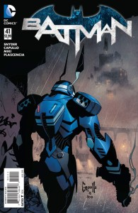 """Batman issue 41 - """"Something dangerous and unknown."""""""