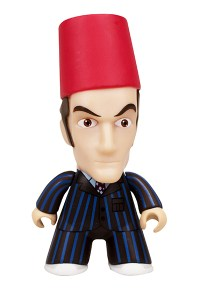 Doctor Who TITANS 3_ 10th Doctor Fez