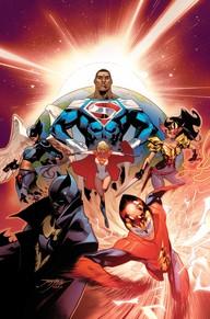 Earth2: Society #1 - The Convergence saga continues!