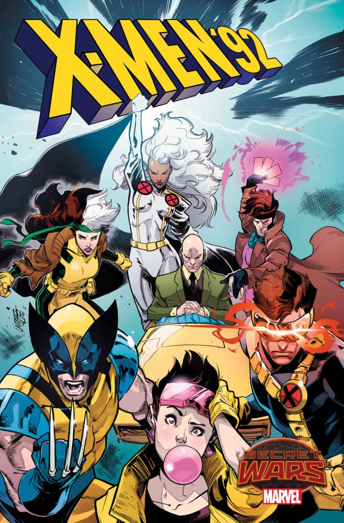 X-Men '92 Issue 1 Perfectly Captures the X-Men of Our Youth!