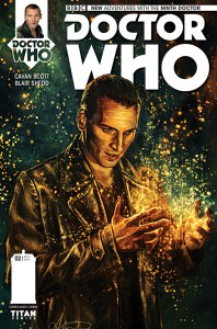 Titan's Ninth Doctor #2 Is On Point
