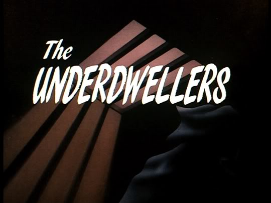 """The Underdwellers"" - Batman: The Animated Series"