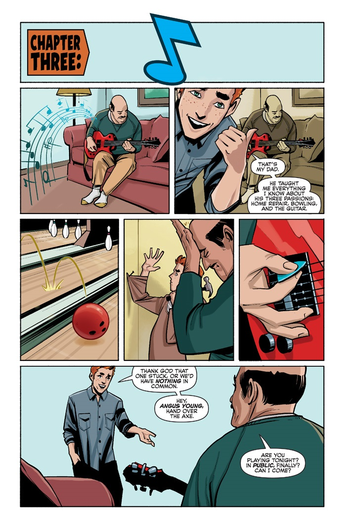 Archie #1 is All New! Check out the preview! ~ What\u0026#39;cha Reading?