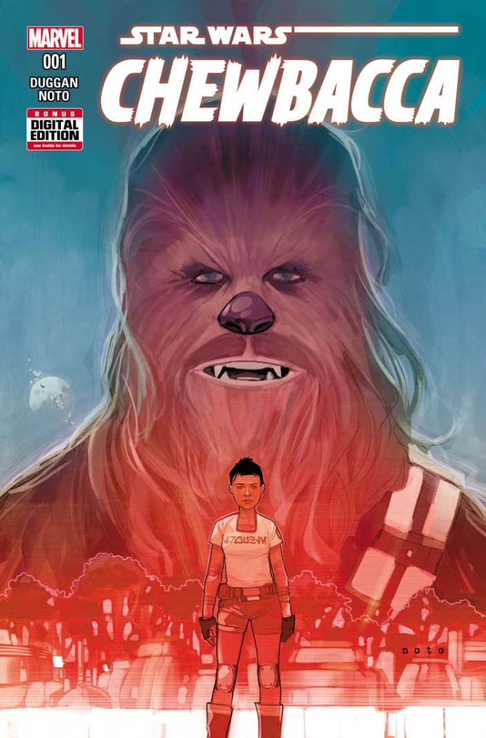 Marvel Lets the Wookiee Win - Chewbacca #1 Coming This October!