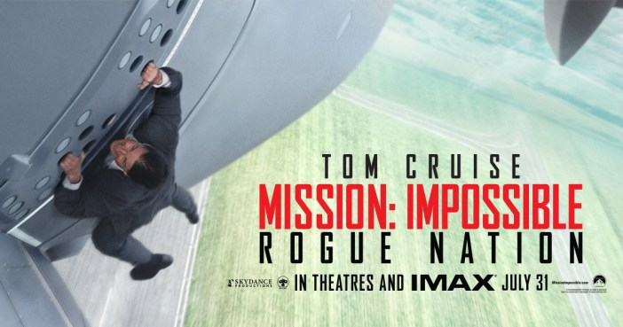 2 New Mission: Impossible Rogue Nation Clips!