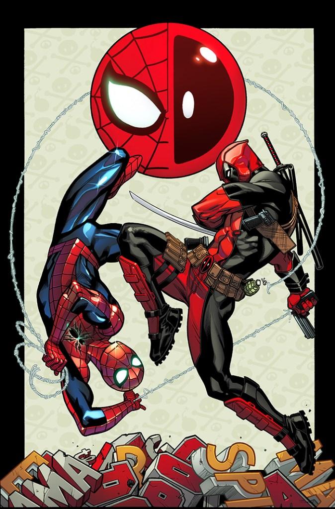 New Spider-man Deadpool Team-Up?!?!?