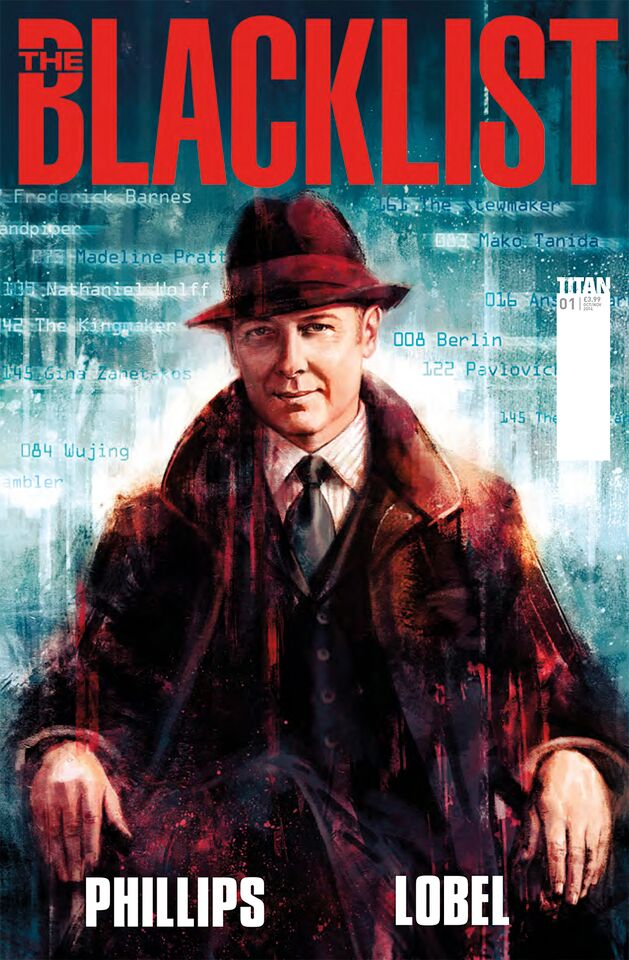 The Blacklist #1- Just What You Need This Summer