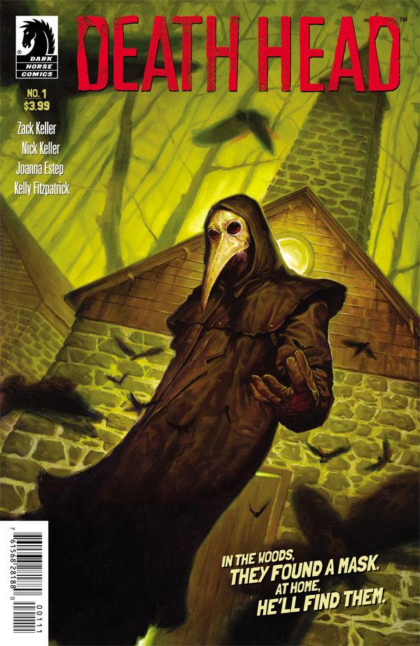 Death Head #1 Made My Skin Crawl!