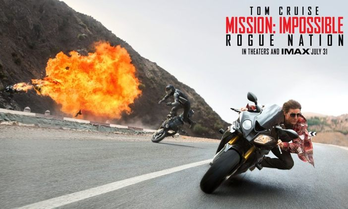 Mission: Review 5 IMAX Minutes of Rogue Nation!