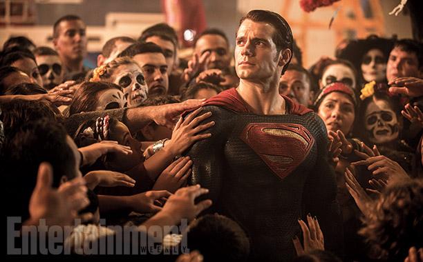 A Batlight on Superman's Role in Batman v. Superman!