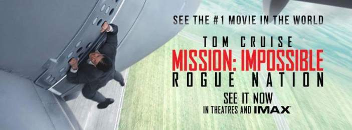 Mission: Impossible is #1! - M:I 6 On The Way?!