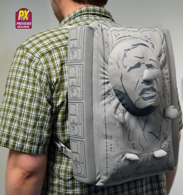 Han Solo Carbonite Backpack