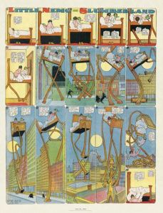 Little Nemo created by American cartoonist Winsor McCay