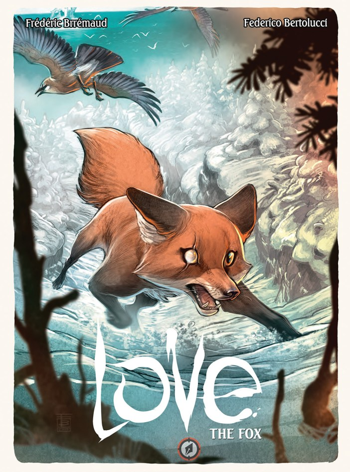 "We Love ""Love: The Fox"" - from Magnetic Press"