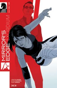 Preview: 'MIRROR'S EDGE: EXORDIUM' #1 from Dark Horse