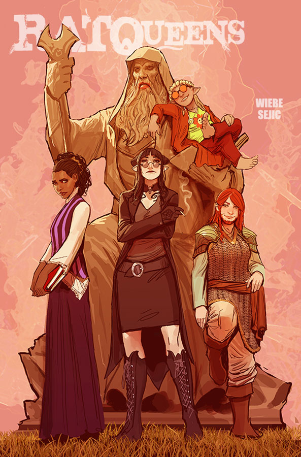 Our Rat Queens Review Rat Queens #11
