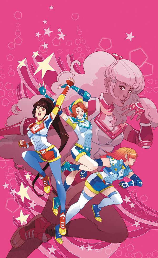 Zodiac Starforce! Will it make a great Animated Series?