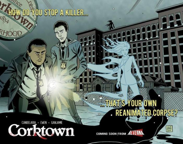 Corktown - from Alterna Press