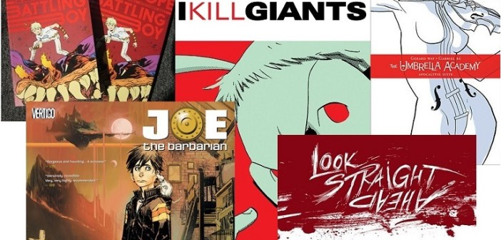 Five Great Graphic Novels