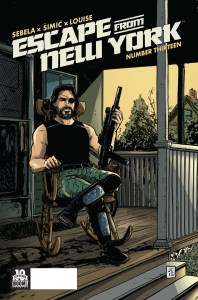 Escape from New York #13 Goes Off The Rails!