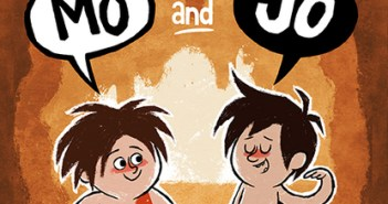 The Boulder Brothers: Meet Mo and Jo - A Chapter Book-Graphic Novel Hybrid!