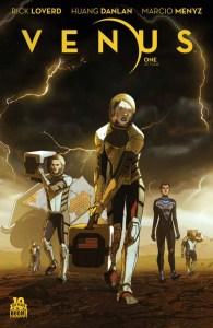"""BOOM! Studios brings us the Sci-Fi epic """"Venus"""", December 23rd"""