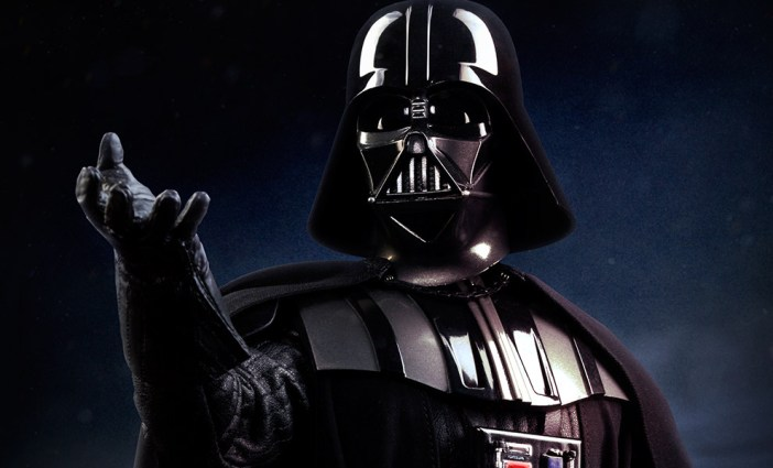Bring The Darth Vader Sixth Scale Figure Home! Maybe in time for Father's Day?