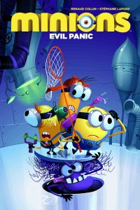 Minions Vol2 - Evil Panic - Deluxe Hardcover Review